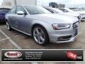 Audi S4 Premium Plus 3.0 TFSI quattro Florett Silver Metallic photo #1