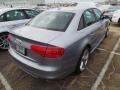 Audi S4 Premium Plus 3.0 TFSI quattro Florett Silver Metallic photo #6