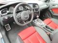 Audi S4 Premium Plus 3.0 TFSI quattro Florett Silver Metallic photo #9