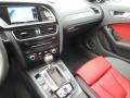 Audi S4 Premium Plus 3.0 TFSI quattro Florett Silver Metallic photo #12