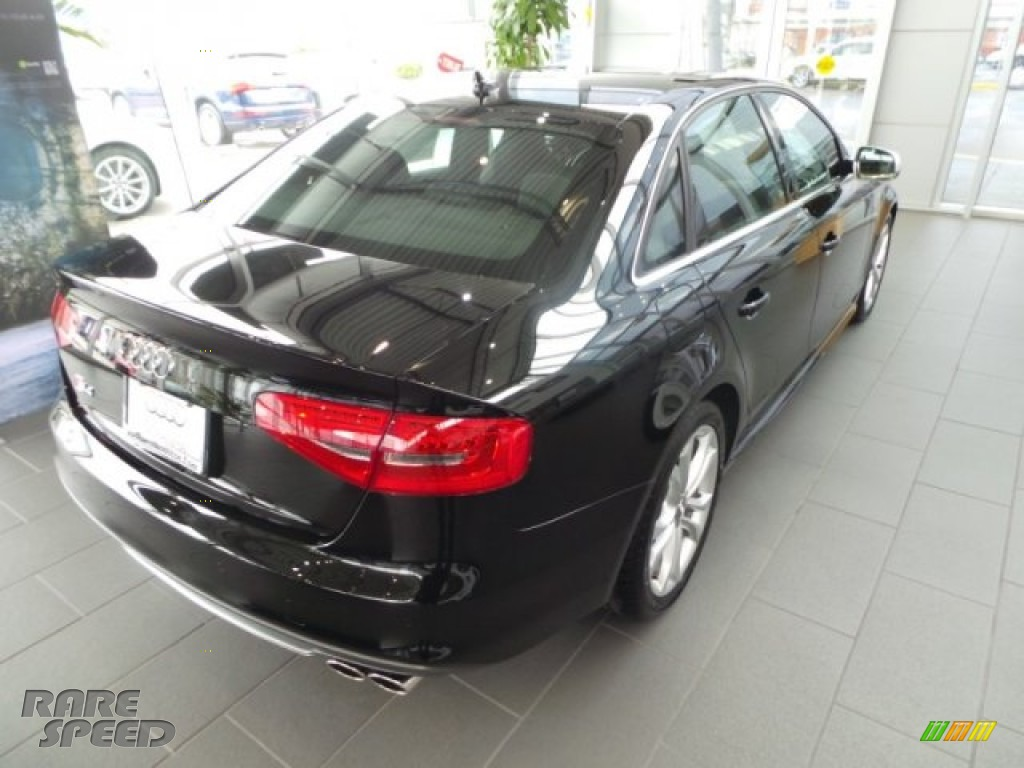 2015 S4 Premium Plus 3.0 TFSI quattro - Brilliant Black / Black photo #7