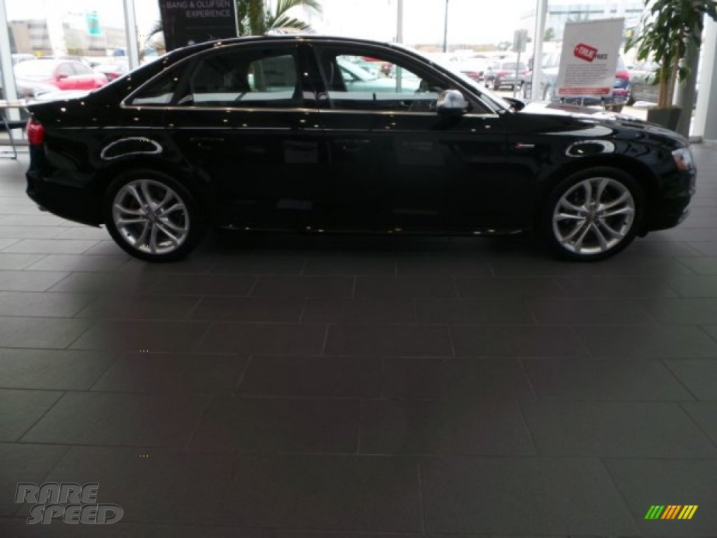 2015 S4 Premium Plus 3.0 TFSI quattro - Brilliant Black / Black photo #8