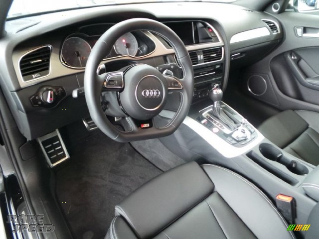 2015 S4 Premium Plus 3.0 TFSI quattro - Brilliant Black / Black photo #11