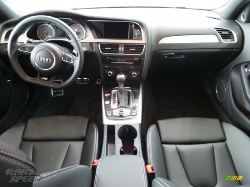 2015 S4 Premium Plus 3.0 TFSI quattro - Brilliant Black / Black photo #26