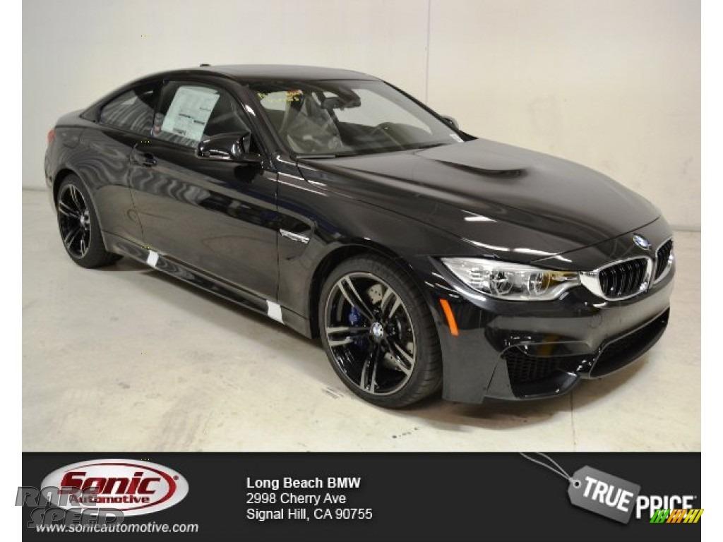2015 BMW M4 Coupe in Black Sapphire Metallic - 332959 ...