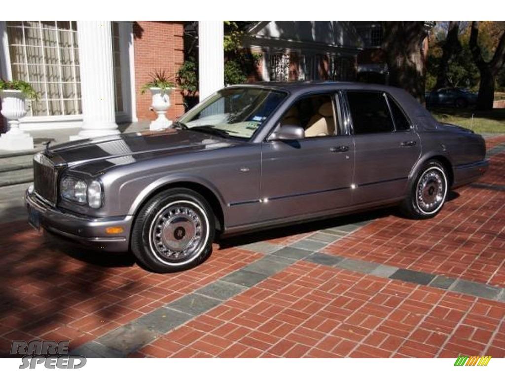 Dark Silver / Beige Rolls-Royce Silver Seraph