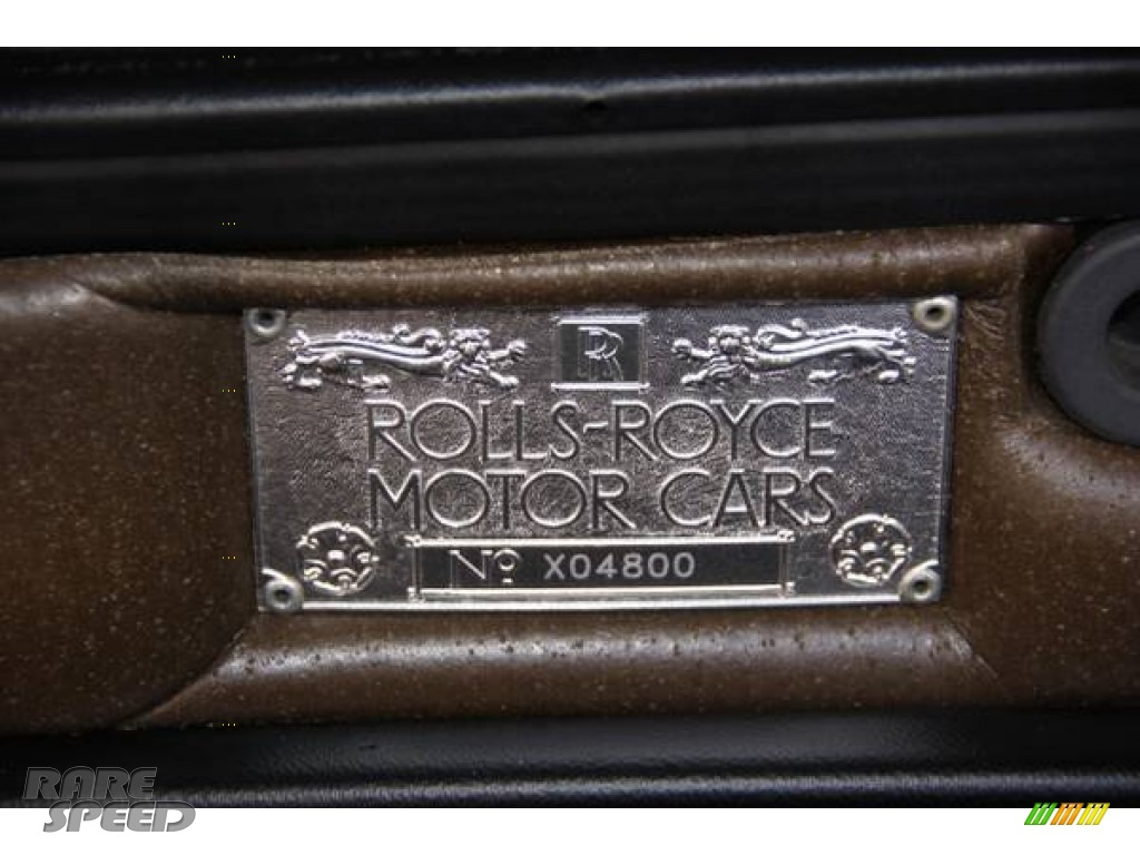 2000 Silver Seraph  - Dark Silver / Beige photo #23