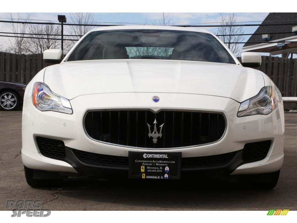 2014 maserati quattroporte s q4 awd in bianco white photo 7 096529. Black Bedroom Furniture Sets. Home Design Ideas