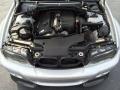 BMW M3 Convertible Titanium Silver Metallic photo #4