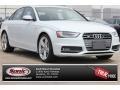 Audi S4 Premium Plus 3.0 TFSI quattro Glacier White Metallic photo #1