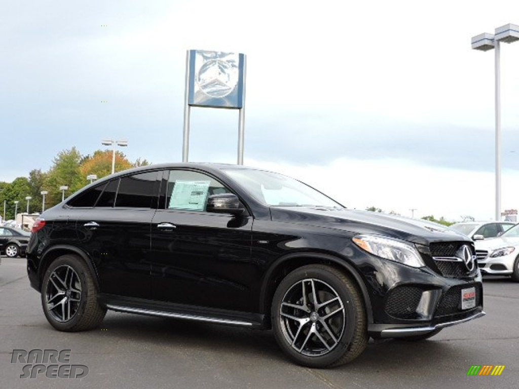 2016 Mercedes Benz Gle 450 Amg 4matic Coupe In Obsidian