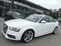 Audi S4 Premium Plus 3.0 TFSI quattro Ibis White photo #1