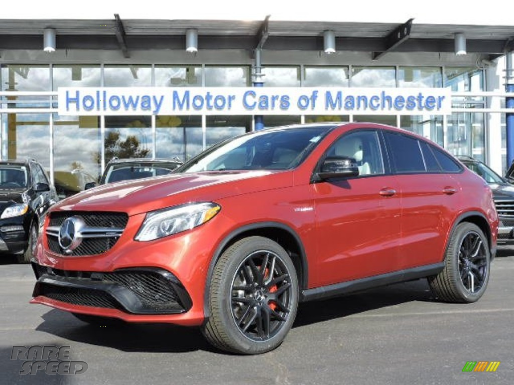 2016 mercedes benz gle 63 s amg 4matic coupe in designo for Simonson mercedes benz
