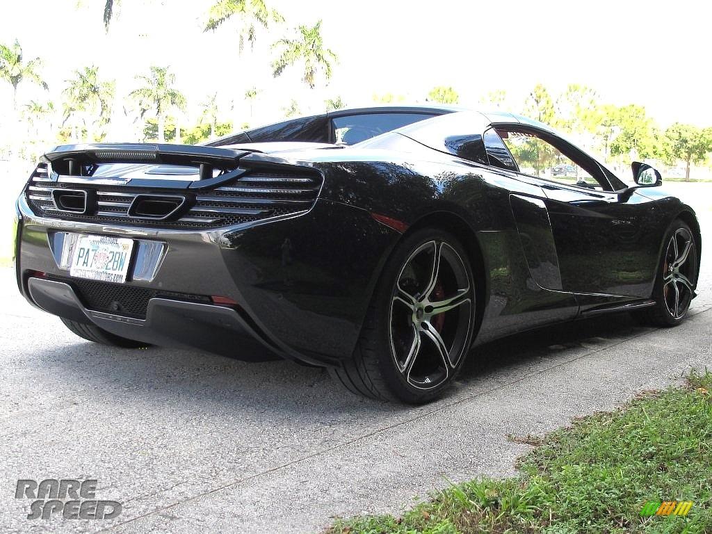 2015 650S Spyder - Carbon Black / Red photo #14