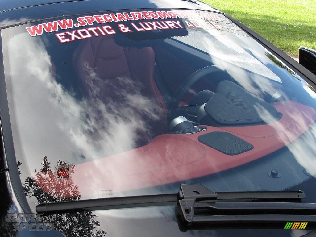 2015 650S Spyder - Carbon Black / Red photo #18