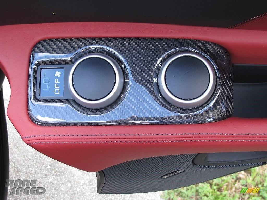 2015 650S Spyder - Carbon Black / Red photo #21