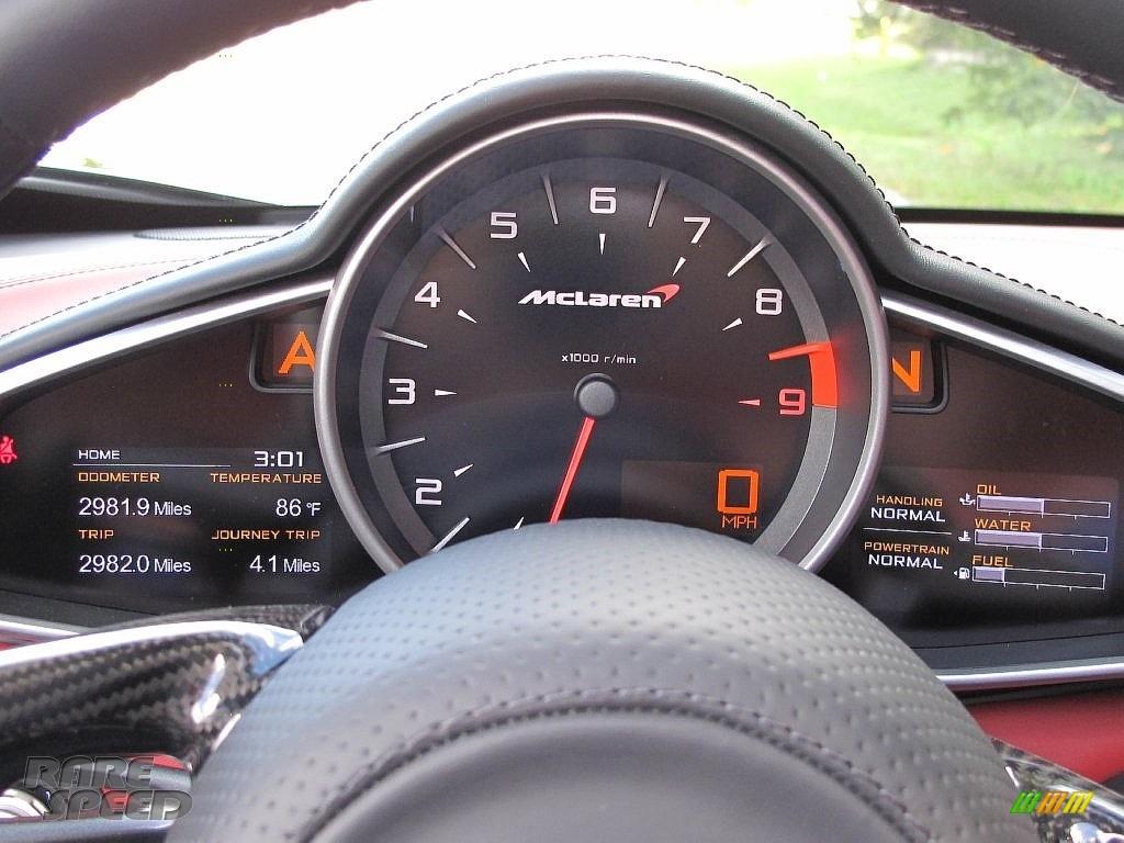 2015 650S Spyder - Carbon Black / Red photo #27