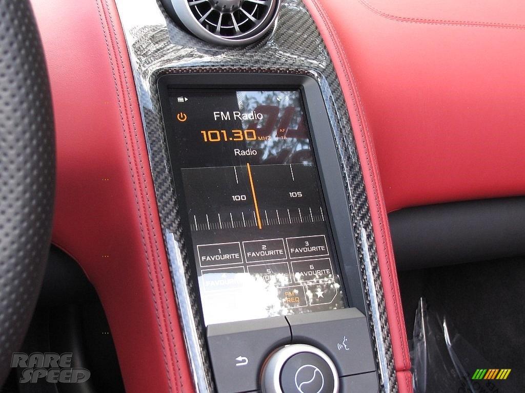2015 650S Spyder - Carbon Black / Red photo #29