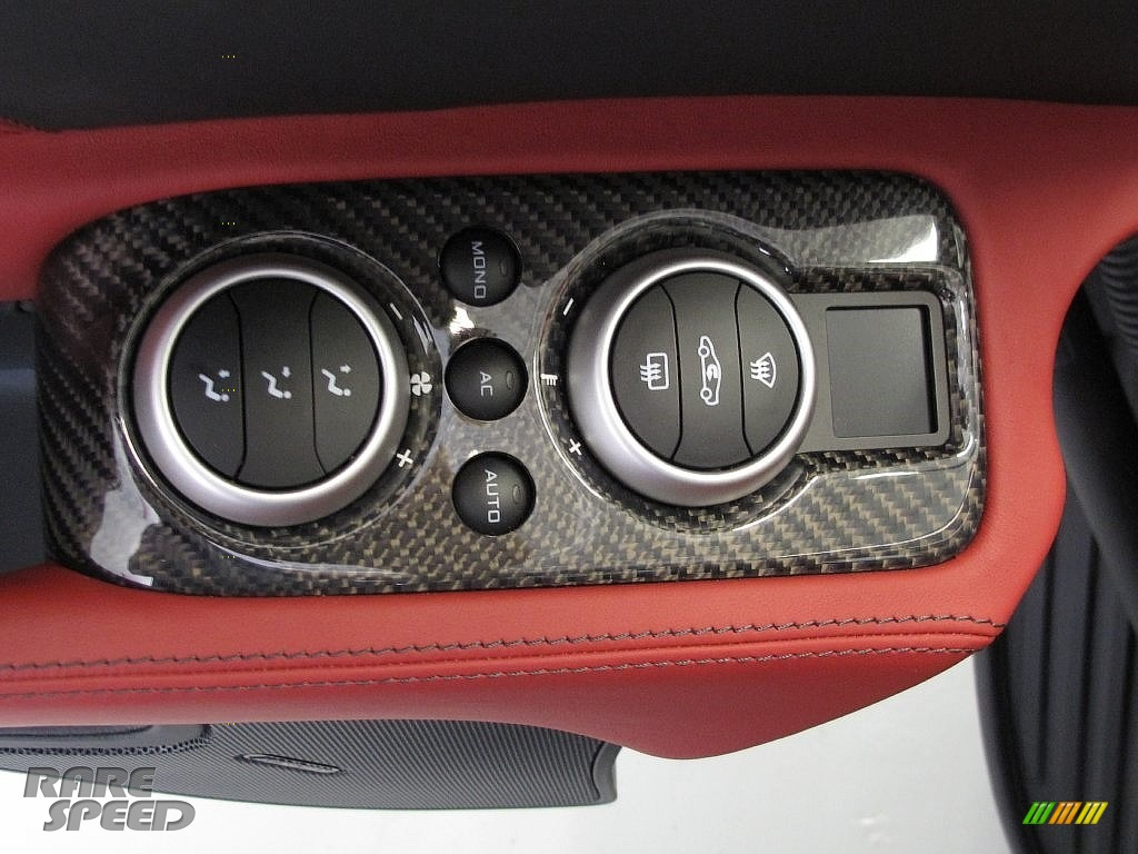 2015 650S Spyder - Carbon Black / Red photo #37