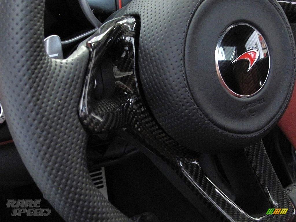 2015 650S Spyder - Carbon Black / Red photo #38