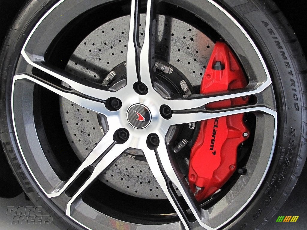 2015 650S Spyder - Carbon Black / Red photo #41