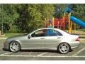 Mercedes-Benz C 55 AMG Sedan Desert Silver Metallic photo #1