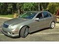 Mercedes-Benz C 55 AMG Sedan Desert Silver Metallic photo #2