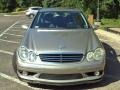 Mercedes-Benz C 55 AMG Sedan Desert Silver Metallic photo #3