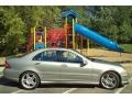 Mercedes-Benz C 55 AMG Sedan Desert Silver Metallic photo #4