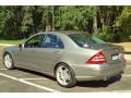 Mercedes-Benz C 55 AMG Sedan Desert Silver Metallic photo #14
