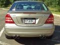 Mercedes-Benz C 55 AMG Sedan Desert Silver Metallic photo #15
