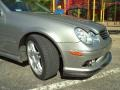 Mercedes-Benz C 55 AMG Sedan Desert Silver Metallic photo #17
