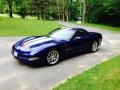 Chevrolet Corvette Z06 LeMans Blue Metallic photo #1