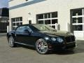 Bentley Continental GT V8 S Convertible Beluga photo #1