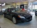 Maserati Quattroporte GTS Nero Ribelle (Black Metallic) photo #1