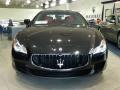 Maserati Quattroporte GTS Nero Ribelle (Black Metallic) photo #2
