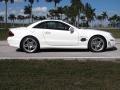 Mercedes-Benz SL 55 AMG Roadster Alabaster White photo #4