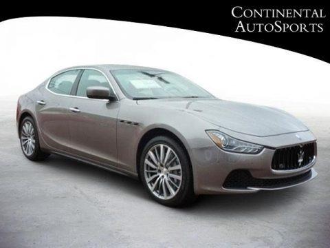 Grigio (Grey) 2014 Maserati Ghibli