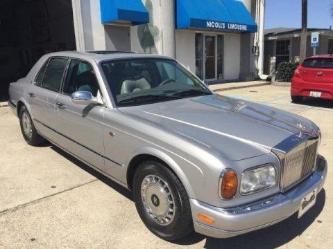 Silver 1999 Rolls-Royce Silver Seraph