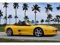 Ferrari F355 Spider Giallo Modena (Yellow) photo #6