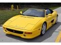 Ferrari F355 Spider Giallo Modena (Yellow) photo #21