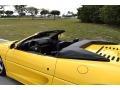 Ferrari F355 Spider Giallo Modena (Yellow) photo #23