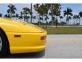 Ferrari F355 Spider Giallo Modena (Yellow) photo #28