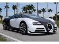Bugatti Veyron 16.4 Mansory Linea Vivere Pearl Metallic photo #1