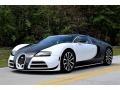 Bugatti Veyron 16.4 Mansory Linea Vivere Pearl Metallic photo #4