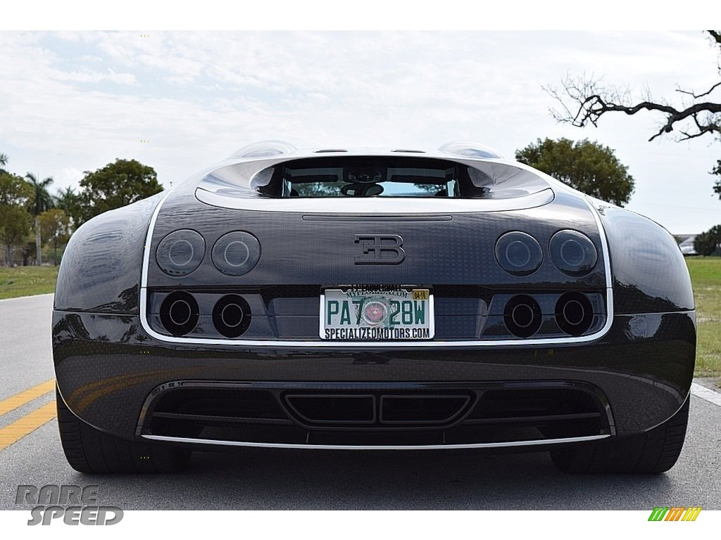 2008 Veyron 16.4 Mansory Linea Vivere - Pearl Metallic / White photo #14