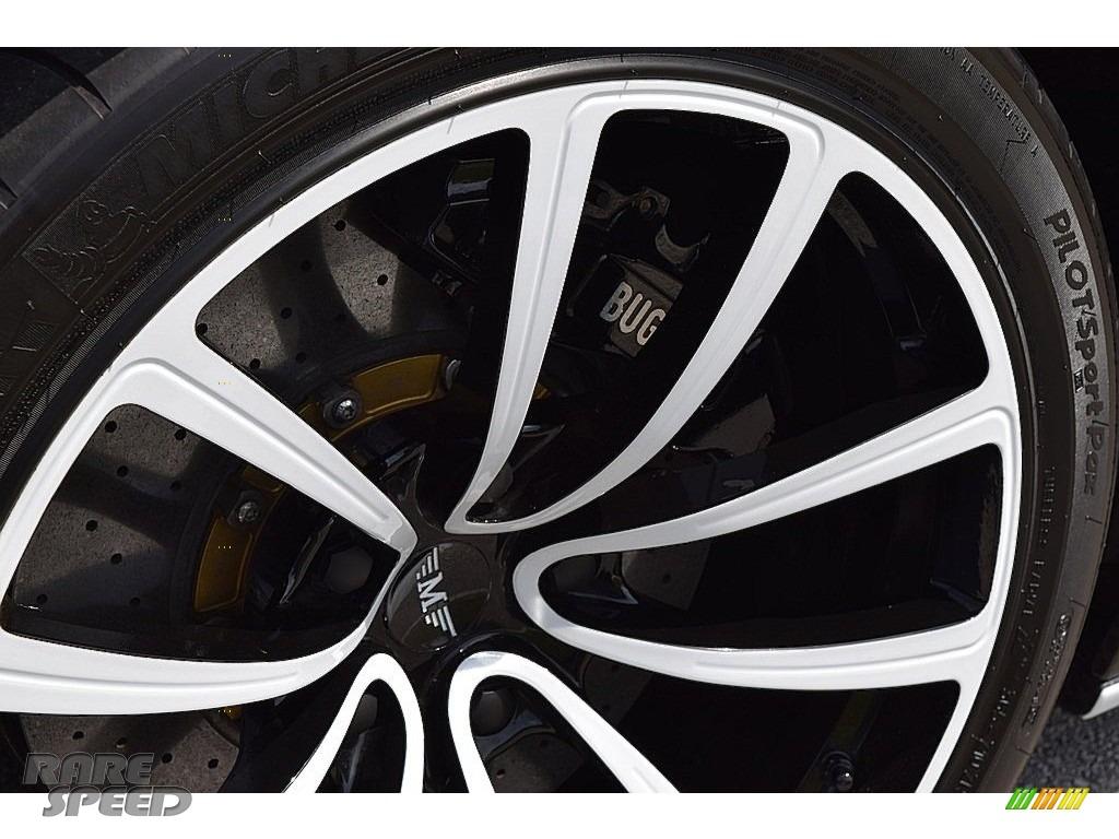 2008 Veyron 16.4 Mansory Linea Vivere - Pearl Metallic / White photo #35