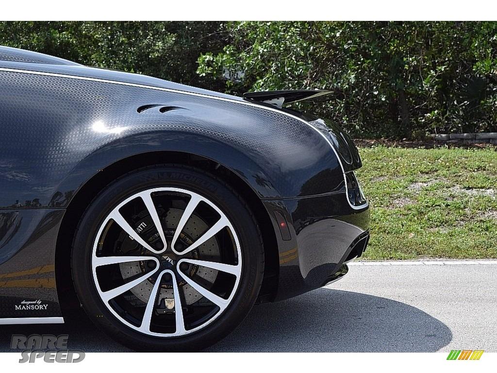 2008 Veyron 16.4 Mansory Linea Vivere - Pearl Metallic / White photo #37