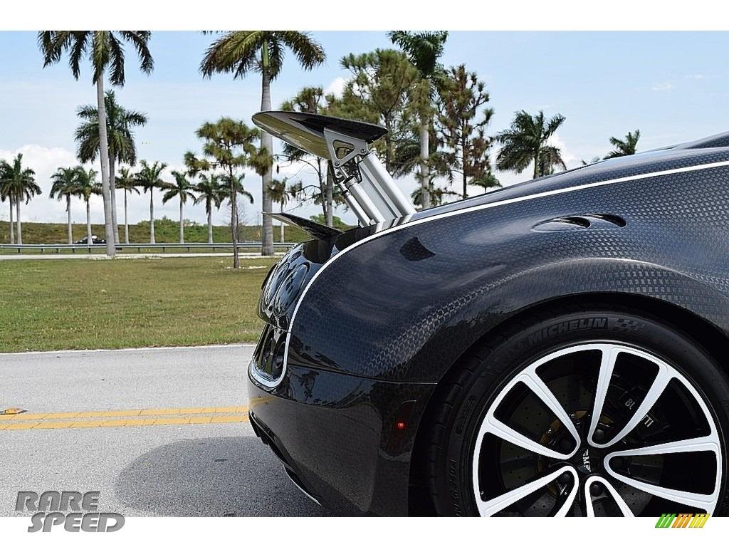 2008 Veyron 16.4 Mansory Linea Vivere - Pearl Metallic / White photo #38
