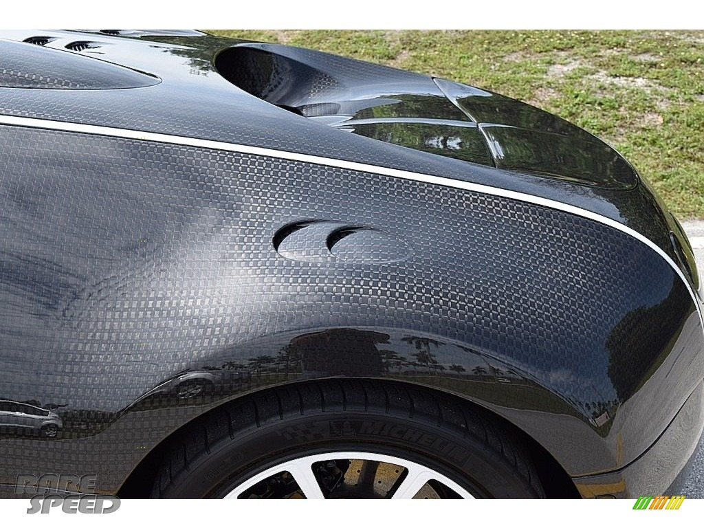 2008 Veyron 16.4 Mansory Linea Vivere - Pearl Metallic / White photo #48